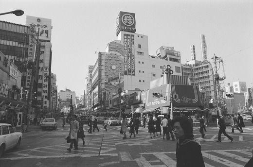 変わりゆく渋谷 ―私の心の原風景―